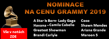 Nominace Grammy
